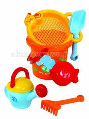Набор игрушек для песка Слоненок Gowi