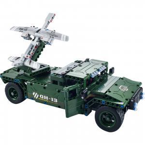 Конструктор электромеханический UAV Carrier, 506 деталей, QiHui