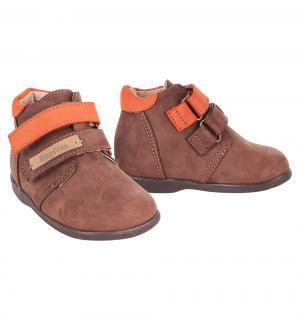 Ботинки , цвет: коричневый Shagovita