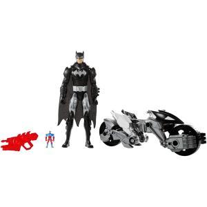 Фигурка с транспортным средством  30 см Batman