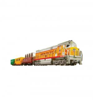 Игровой набор  CARGO TRAIN с ландшафтом, 1:87 Mehano