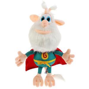 Мягкая игрушка  Буба супер-герой, 20 см, без звука Мульти-Пульти. Цвет: разноцветный