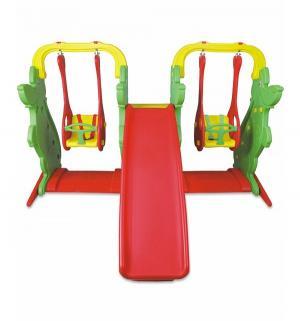 Игровой комплекс  для двойни и погодок King Kids