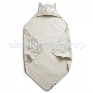 Полотенце с капюшоном после купания Dots of Fauna Kitty Elodie Details