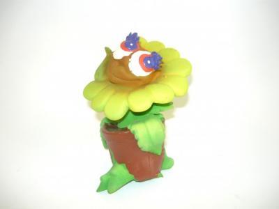 Латексная игрушка Цветок 1825 Lanco