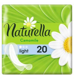 Прокладки  Light, 20 шт Naturella