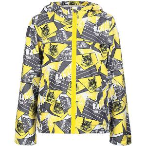 Куртка Веня JICCO BY OLDOS для мальчика. Цвет: желтый