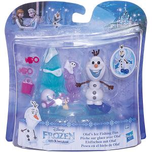 Игровой набор Disney Princess Холодное сердце Олаф и снежное путешествие Hasbro