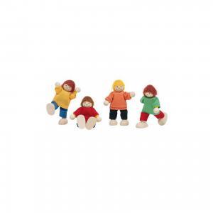 Куклы Ребятки, 4 в 1, goki TOYS PURE