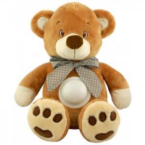 Игрушка Bear с музыкой и ночником Baby Mix