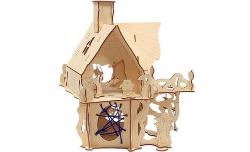 Замок колдуньи (46 элементов) Woody
