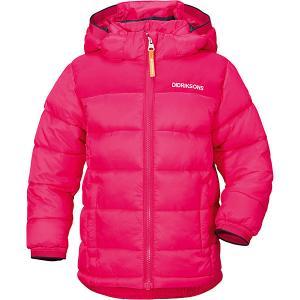 Утепленная куртка Didriksons Laven DIDRIKSONS1913. Цвет: розовый