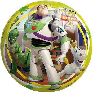 Мяч  Дисней История Игрушек-4 13 см John. Цвет: зеленый