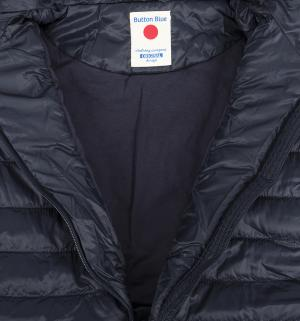 Пальто , цвет: синий Button Blue