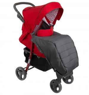 Прогулочная коляска  S-8, цвет: красный Corol