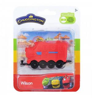 Паровозик  Уилсон Chuggington