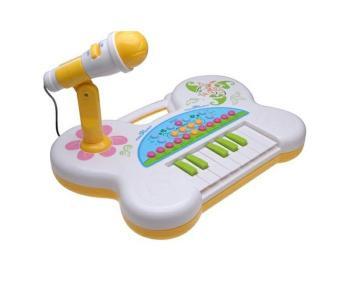 Музыкальный инструмент  Синтезатор Singing piano 13 клавиш 507B Potex