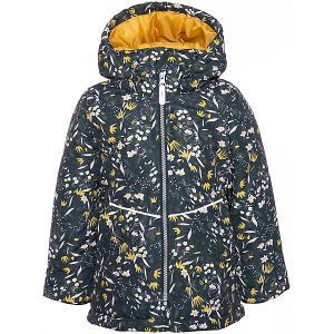 Куртка name it. Цвет: темно-зеленый