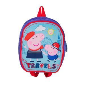 Рюкзак Peppa Pig. Цвет: голубой