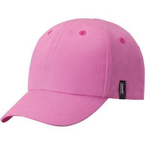 Кепка Lassie. Цвет: розовый
