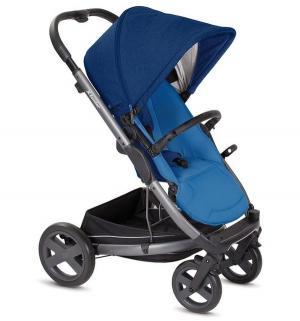 Прогулочная коляска  X-Cite, цвет: night blue X-Lander