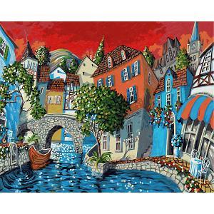 Картина по номерам  Европейская Мелодия, 40х50 см Schipper. Цвет: разноцветный