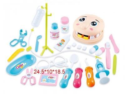 Набор Доктор Стоматолог ZY867102 China Bright Pacific