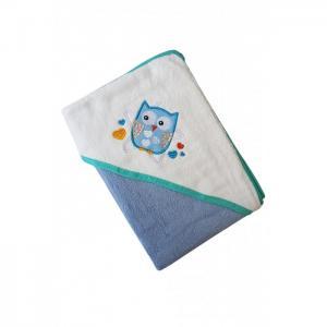 Полотенце для купания Little Owl 90х90 см Uviton