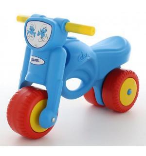 Моторбайк  №2, цвет: голубой Полесье
