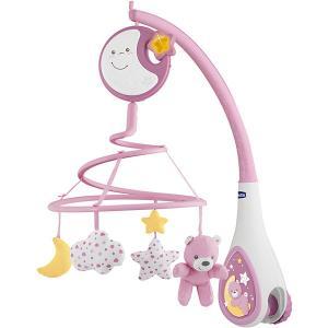 Мобиль Chicco Next2Dreams, розовый. Цвет: розовый