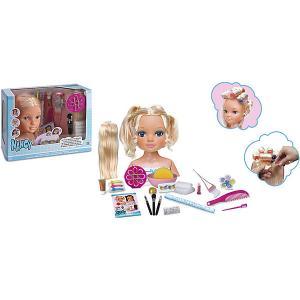 Кукла-манекен Секреты красоты Нэнси блондинка, 27 см Famosa. Цвет: белый
