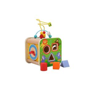 Универсальный куб  «Цирк» Lucy&Leo