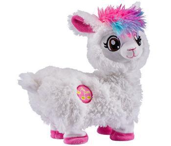 Мягкая игрушка  Pets Alive Танцующая Лама 29 см Zuru