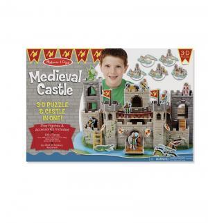 Пазл 3D  Рыцарский замок Melissa&Doug