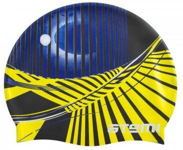 Шапочка для плавания Графика PSC422 Atemi