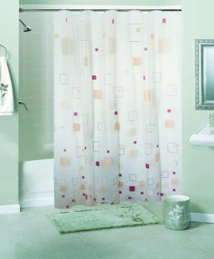 Штора для ванной комнаты Мозаика Niklen
