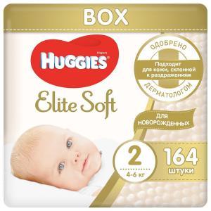 Подгузники  Elite Soft (4-6 кг) шт. Huggies