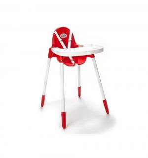 Стульчик для кормления  Elegance highchair, цвет: красный Pilsan