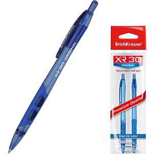 Ручка шариковая автоматическая  XR-30 Original, синий Erich Krause. Цвет: синий