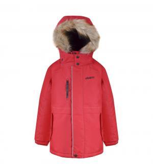 Куртка , цвет: красный Gusti
