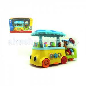 Машинка Лоток мороженщика Huile Toys