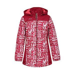 Утепленная куртка Luhta. Цвет: красный