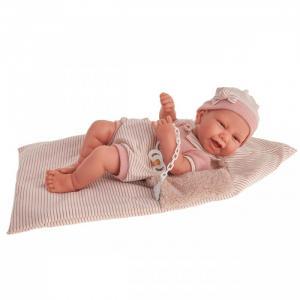 Кукла Эстер в розовом 42 см Munecas Antonio Juan