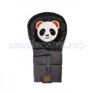 Зимний конверт флисовый Panda Муфта для ног Mansita
