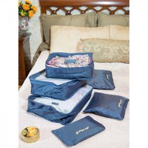 Набор из 6-ти сумочек для одежды SR-421 Joli Angel