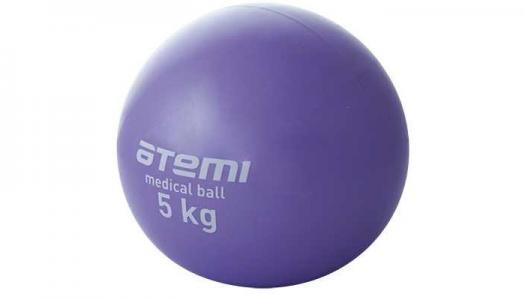 Медбол ATB05 5 кг Atemi