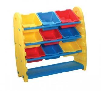 Система хранения для игрушек и конструкторов King Kids