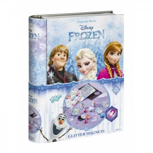 Набор для создания магнитов Frozen Glitter Magnets Totum