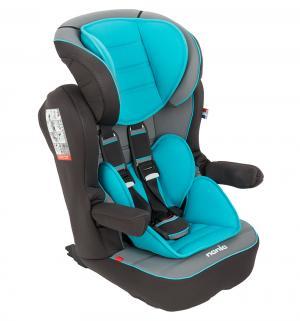 Автокресло  I-MAX LUXE ISOFIX, цвет: голубой/серый Nania
