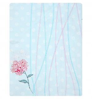 Комплект постельного белья  2-х спальный/нав. 70х70, цвет: розовый Василиса